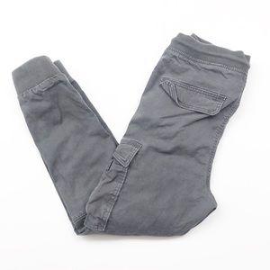 H&M boys gray cargo pants